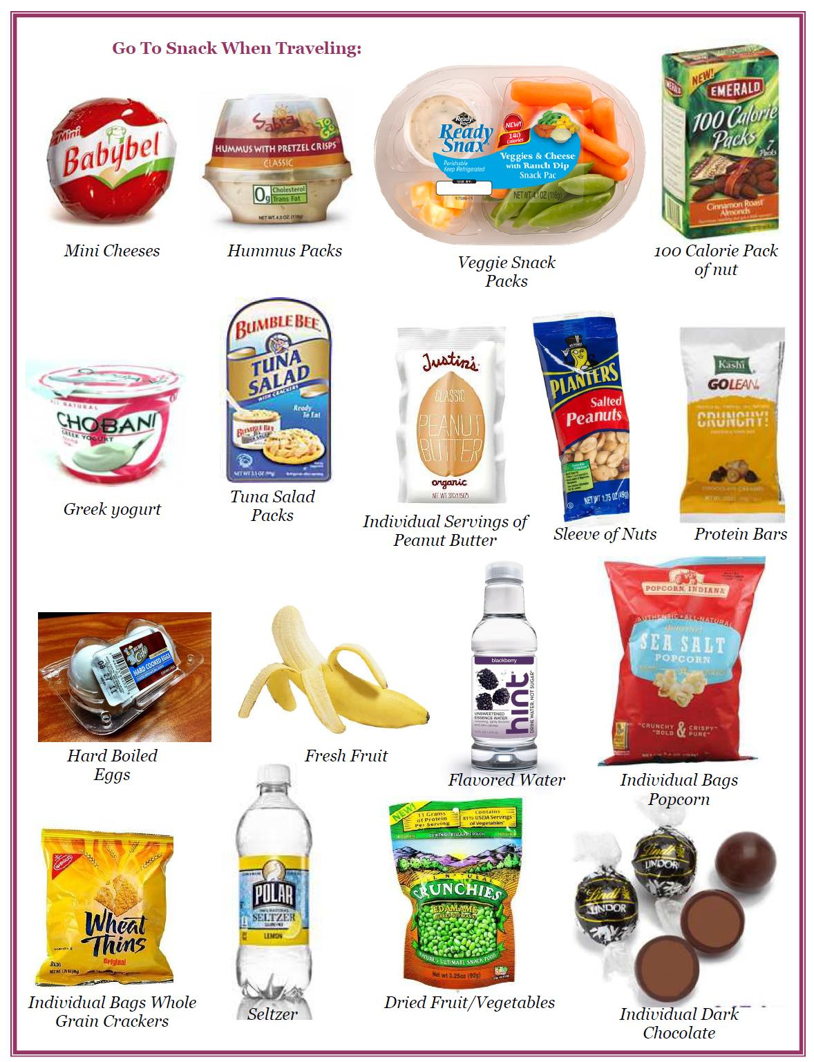 Healthy Shelf Stable Foods
