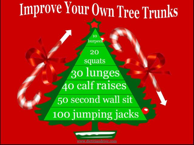 Improve your own tree trunks