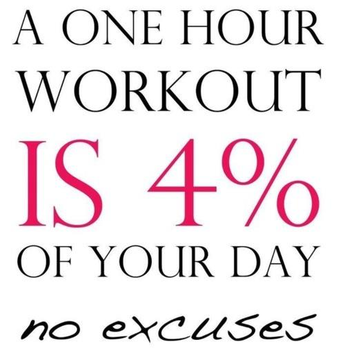 Yep that is right, I have not been going as consistently as I would like  to, to my Ultimate Bootcamp 6:00 AM class. Honestly, running and ...