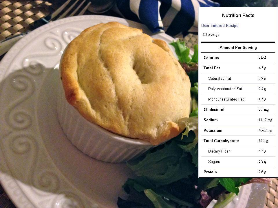 Quick Healthy Veggie Pot Pie Dietitian Drive