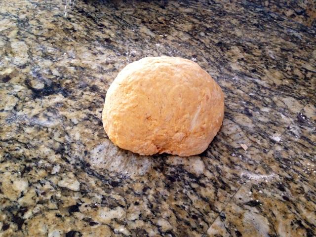 Pumpkin Cheese Bread