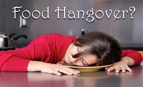 Food Hangover